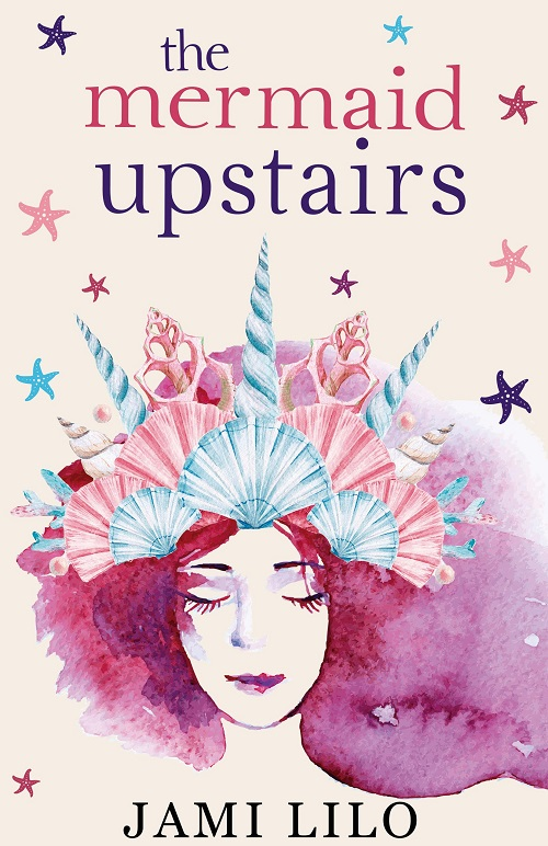 The Mermaid Upstairs Final Book Cover Pixels
